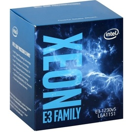 Intel® Xeon® Processor E3-1230 v5 8M Cache, 3.40 GHz (Socket LGA1151)