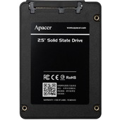 Ổ Cứng SSD Apacer Panther AS350 120GB 2.5-Inch (AP120GA350-1)