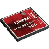 Thẻ Nhớ Kingston Compact Flash 16GB (CF/16GB-U2)