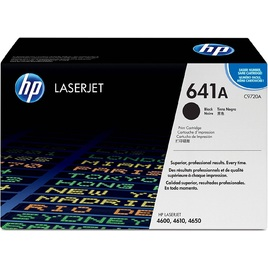 Mực In Laser Màu HP 641A Black Original LaserJet Toner Cartridge (C9720A)