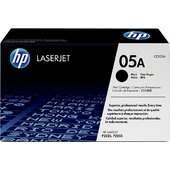 Mực In Laser Màu HP 05A Black Original LaserJet Toner Cartridge (CE505A)
