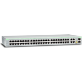 Allied Telesis 52-Port Fast Ethernet WebSmart Switch (AT-FS750/52)