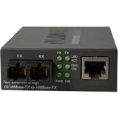 Planet 10/100Base-TX To 100Base-FX Bridge Media Converter (FT-802S50)