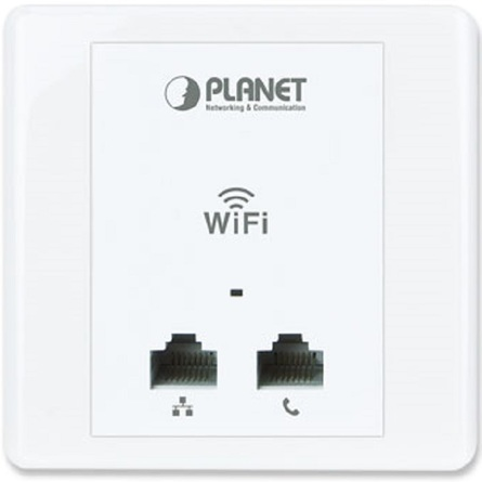 Planet 300Mbps 802.11n In-Wall Wireless Access Point (WNAP-W2201A)