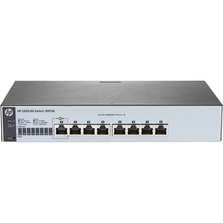 HPE OfficeConnect 1820 8G Switch (J9979A)