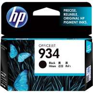 HP 934 Black Original Ink Cartridge (C2P19AA)