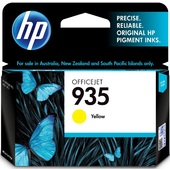 HP 935 Yellow Original Ink Cartridge (C2P22AA)