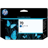 HP 70 130-ml Blue DesignJet Ink Cartridge (C9458A)