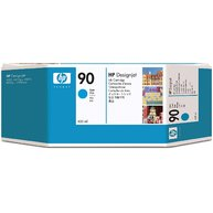 HP 90 225-ml Cyan DesignJet Ink Cartridge (C5060A)