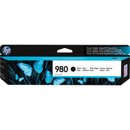 HP 980 Black Original Ink Cartridge (D8J10A)