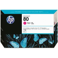 HP 80 350-ml Magenta DesignJet Ink Cartridge (C4847A)