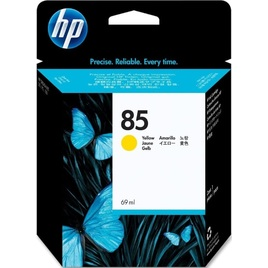 HP 85 69-ml Yellow DesignJet Ink Cartridge (C4927A)