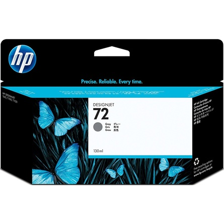 HP 72 130-ml Gray DesignJet Ink Cartridge (C9374A)