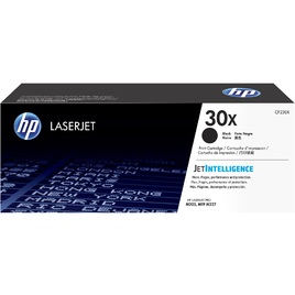 HP 30X Black Original LaserJet Toner Cartridge (CF230X)
