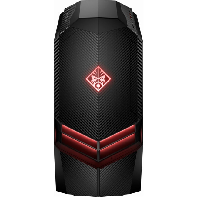 Máy Tính Để Bàn HP OMEN 880-125se Core i7-8700/16GB DDR4/2TB HDD + 32GB SSD PCIe/NVIDIA GeForce GTX 1070 8GB GDDR5/Win 10 Home (X6C11AA)