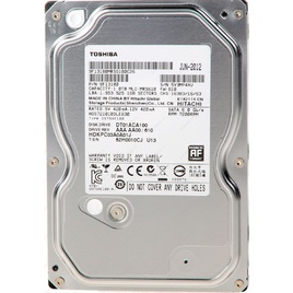 Ổ Cứng HDD PC Toshiba 1TB 7200RPM 32MB Cache 3.5-Inch (DT01ACA100)