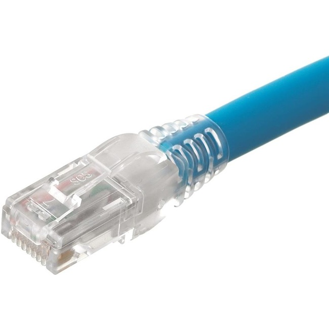 Dây Cáp Mạng CommScope NetConnect Cat6 5ft Blue (1859247-5)