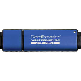 USB Kingston DataTraveler Vault Privacy 3.0 Anti-Virus 4GB (DTVP30AV/4GB)