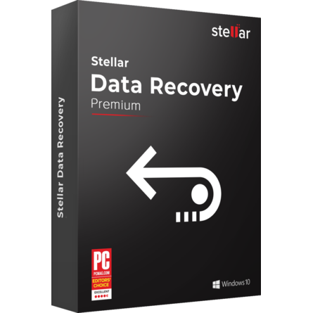 Phần Mềm Khôi Phục Dữ Liệu Stellar Data Recovery Premium For Windows (1 Year - Single System)