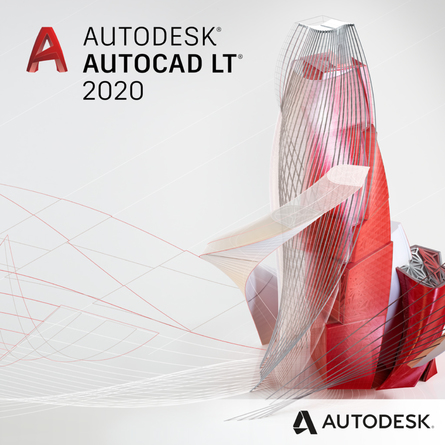 Phần Mềm Ứng Dụng AutoDesk AutoCAD LT 2020 Commercial New Single-user ELD Annual Subscription (057L1-WW8695-T548)