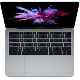 MacBook Pro 13 Retina 2017 Core i5 2.3GHz/8GB LPDDR3/128GB - Space Gray (MPXQ2SA/A)