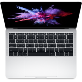 MacBook Pro 13 Retina 2017 Core i5 2.3GHz/8GB LPDDR3/128GB - Silver (MPXR2SA/A)