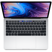 MacBook Pro 13 Retina 2018 Core i5 2.3GHz/8GB LPDDR3/256GB/TouchBar + Touch ID - Silver (MR9U2SA/A)