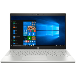 Máy Tính Xách Tay HP Pavilion 14-ce2041TU Core i5-8265U/4GB DDR4/1TB HDD/Touch Screen/Win 10 Home SL (6ZT94PA)