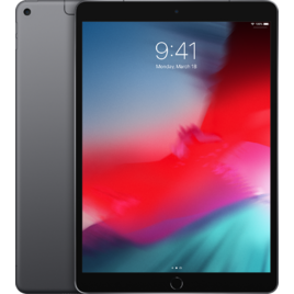 iPad Air 3 2019 256GB 10.5-Inch Wifi Cellular - Space Gray (MV0N2ZA/A)