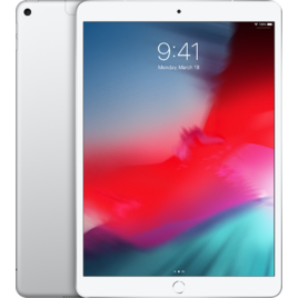 iPad Air 3 2019 256GB 10.5-Inch Wifi Cellular - Silver (MV0P2ZA/A)