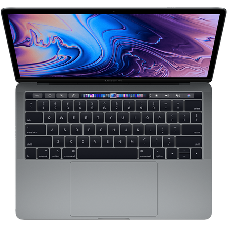 MacBook Pro 13 Retina 2019 Core i5 1.4GHz/8GB LPDDR3/128GB/Touch Bar + Touch ID - Space Gray (MUHN2SA/A)