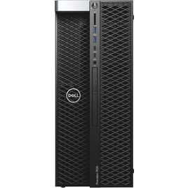 Workstation Dell Precision 7820 Tower Xeon-S 4112/16GB DDR4/2TB HDD + 256GB SSD/NVIDIA Quadro P5000 16GB GDDR5/Win 10 Pro (42PT58DW25)