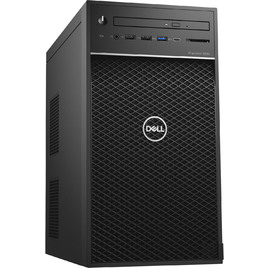 Workstation Dell Precision 3630 Tower Xeon E-2124G/16GB DDR4/1TB HDD/NVIDIA Quadro P620 2GB GDDR5/Ubuntu (42PT3630D05)