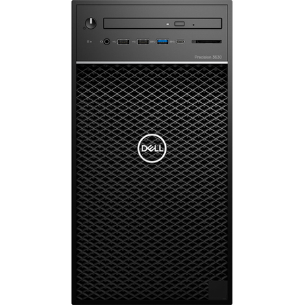 Workstation Dell Precision 3630 Tower Xeon E-2146G/16GB DDR4/2TB HDD/NVIDIA Quadro P2000 5GB GDDR5/Fedora (42PT3630D04)