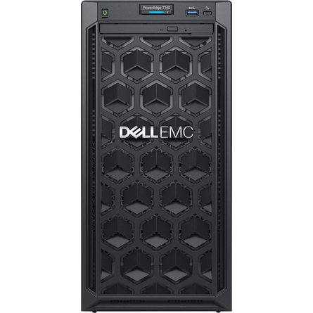 Server Dell EMC PowerEdge T140 Xeon E-2124/8GB DDR4/1TB HDD/PERC S140/365W (42DEFT140-022)