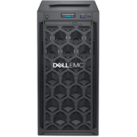 Server Dell EMC PowerEdge T140 Xeon E-2144G/8GB DDR4/2TB HDD/PERC H330/365W