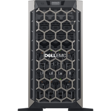 Server Dell EMC PowerEdge T440 Xeon-S 4210/16GB DDR4/1TB HDD/PERC H330/495W