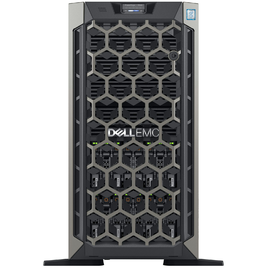 Server Dell EMC PowerEdge T640 Xeon-S 4210/16GB DDR4/600GB HDD/PERC H730P/2x750W (42DEFT640-028)