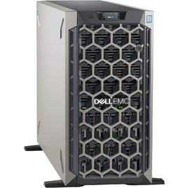 Server Dell EMC PowerEdge T640 Xeon-S 4210/16GB DDR4/1.2TB HDD/PERC H730P/2x750W