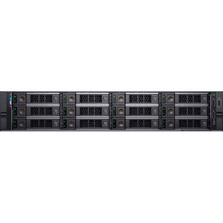 Server Dell EMC PowerEdge R540 Xeon-S 4110/16GB DDR4/2TB HDD/PERC H730P/2x750W (70169110)
