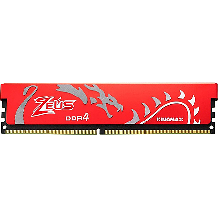 Ram Desktop KingMax Zeus Dragon 4GB (1x4GB) DDR4 2400MHz