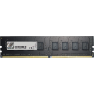 Ram Desktop G.Skill Value 8GB (1x8GB) DDR4 2400MHz (F4-2400C17S-8GNT)