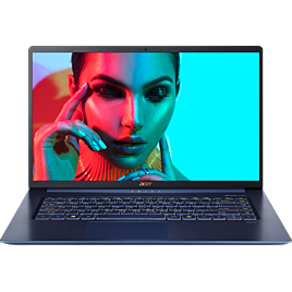 Máy Tính Xách Tay Acer Swift 5 SF515-51T-77M4 Core i7-8565U/8GB DDR4/256GB SSD PCIe/Win 10 Home SL - Touch (NX.H69SV.002)