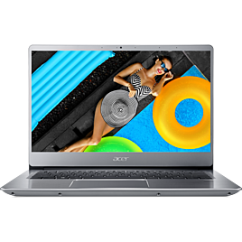 Máy Tính Xách Tay Acer Swift 3 SF314-56G-78QS Core i7-8565U/8GB DDR4/512GB SSD PCIe/NVIDIA GeForce MX250 2GB GDDR5/Win 10 Home SL (NX.HAQSV.001)