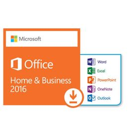 Phần Mềm Ứng Dụng Microsoft Office Home and Business 2016 32-bit/x64 English APAC EM DVD (T5D-02695)