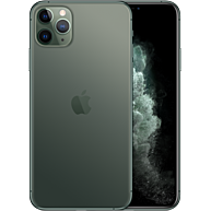 iPhone 11 Pro Max 64GB - Midnight Green (MWHH2VN/A)