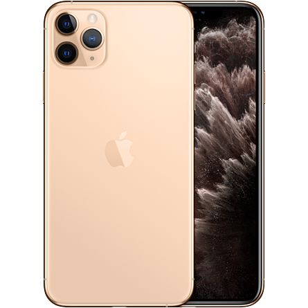 iPhone 11 Pro Max 512GB - Gold (MWHQ2VN/A)