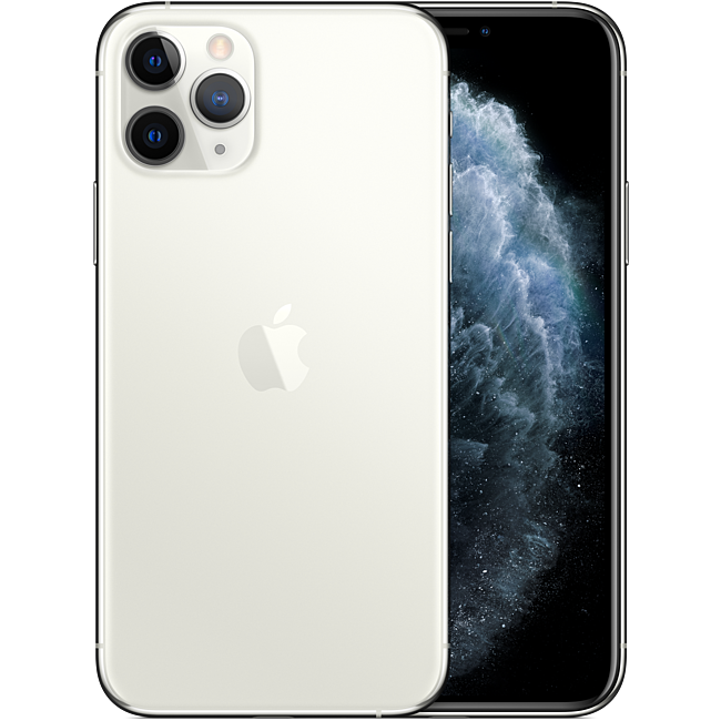 iPhone 11 Pro 512GB - Silver (MWCE2VN/A)