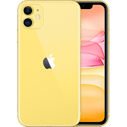 iPhone 11 128GB - Yellow (MWM42VN/A)