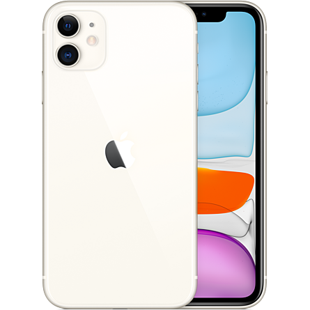 iPhone 11 256GB - White (MWM82VN/A)